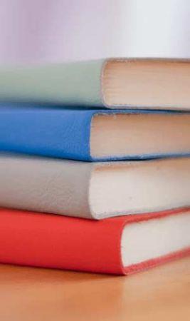 صورة لقسم كتب